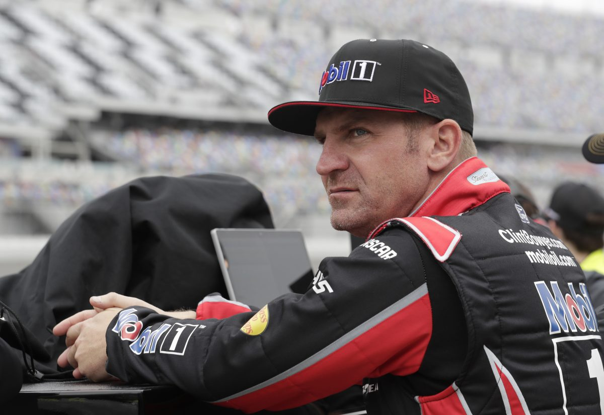 CLINT BOWYER – 2019 Martinsville I Race Advance