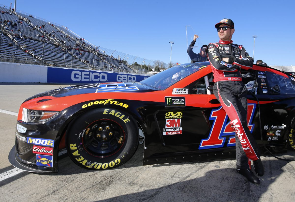 CLINT BOWYER – 2019 Martinsville I Race Report