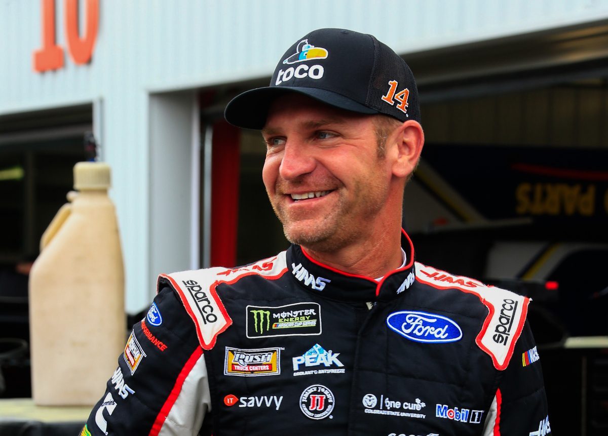 CLINT BOWYER – 2019 Richmond I Race Report