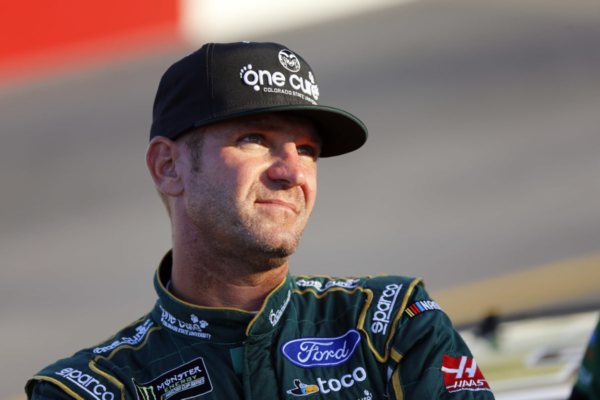 CLINT BOWYER – 2019 Richmond II Race Report