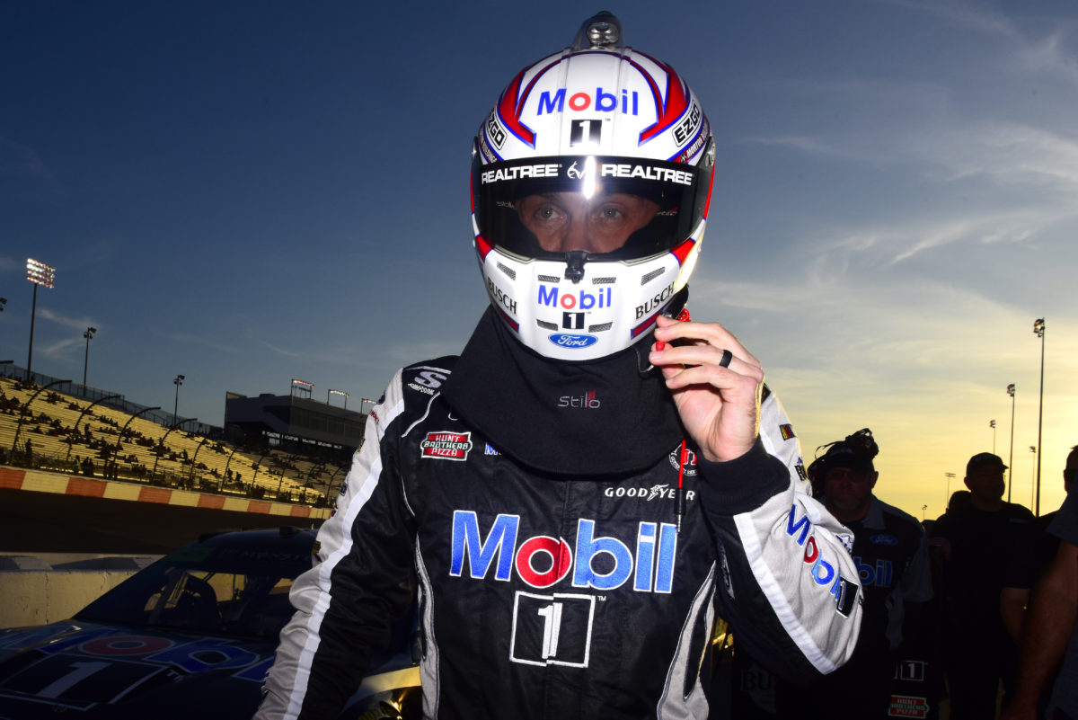 KEVIN HARVICK – 2019 Richmond II Race Report