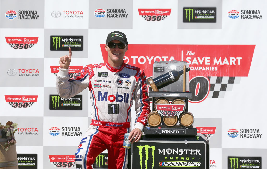 KEVIN HARVICK – 2017 Sonoma Race Report